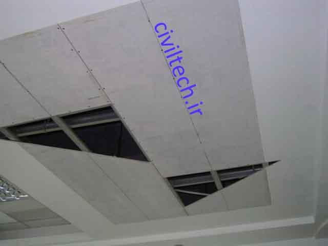پوشش دیوارهای داخلی و خارجی در ساختمان LSF