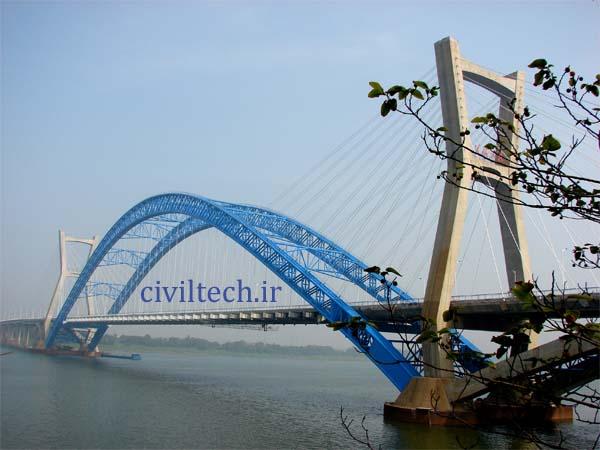 پل قوسی لیانجیانگ (Lianxiang Bridge)