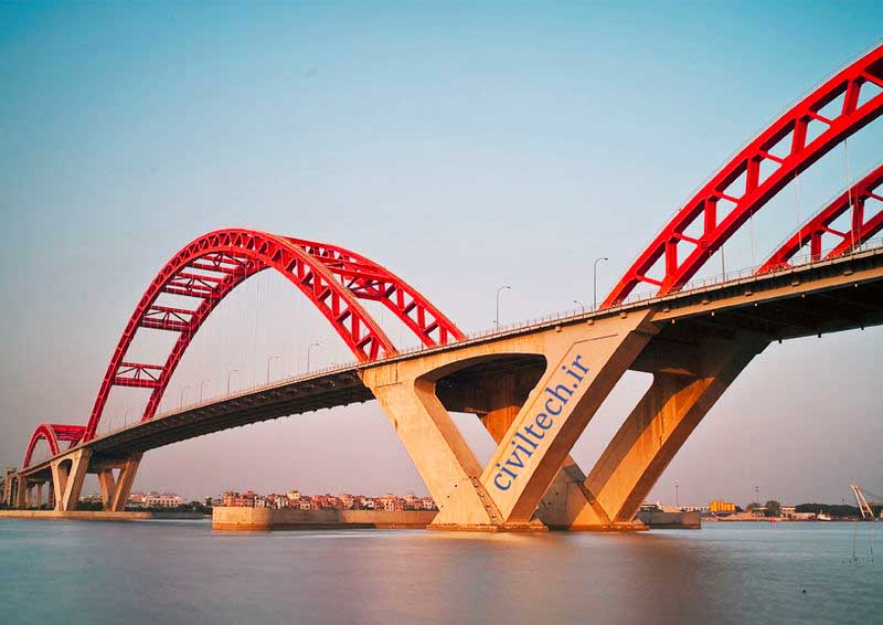 پل قوسی زینگ یوانگ (Xinguang Bridge)