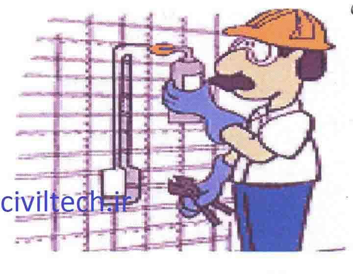 نصب تاسیسات در دیوار پانل سه بعدی ( 3d پانل )