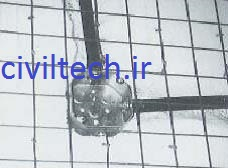 نصب تاسیسات مکانیکی در دیوار پانل سه بعدی ( 3d پانل )