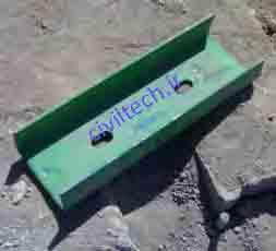 ناودانی اتصال قالب تونلی
