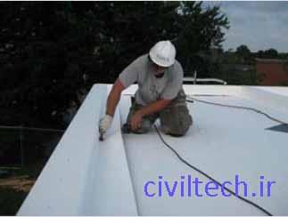 استفاده از پوشش های عایق حرارتی نانو در سقف ساختمان ها