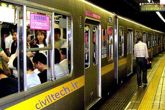 سیستم حمل و نقل عمومی توکیو ، ژاپن