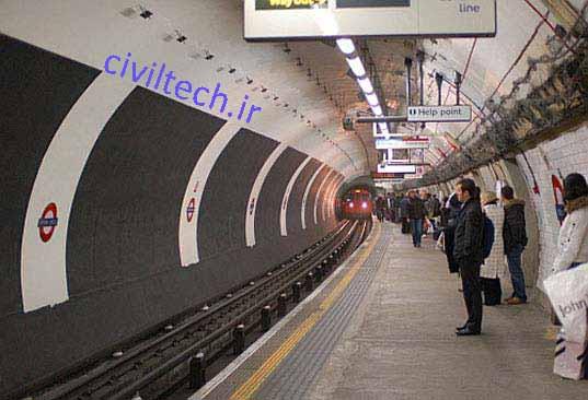 سیستم حمل و نقل عمومی لندن ، انگلیس