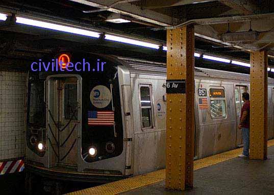 سیستم حمل و نقل عمومی نیویورک ، آمریکا