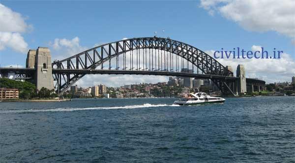 پل بندرگاه سیدنی (Sydney Harbour Bridge)