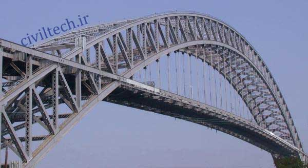 پل قوسی بایون ( Bayonne Bridge)