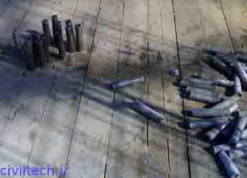 چرب کردن مخروطی ها و قالب های تونلی