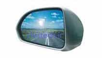 آینه هایی خودرو جدید با پوشش دی اکسید تیتانیوم با خاصیت ضدآلودگی و ضد مه و ضد انعکاس نور