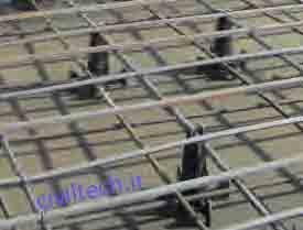 نوع قرار گیری اسپیسر های سقف
