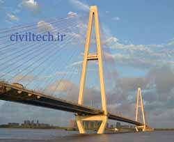 پل کابلی بیشزهو (Baishazhou Bridge)
