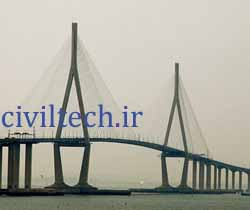 پل کابلی اینچن (Incheon Bridge)