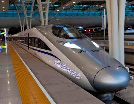 سریع ترین قطار های دنیا